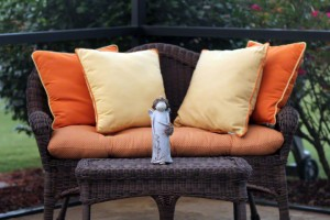 Sunbrella Cushions and Throw Pillows