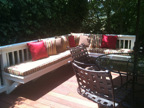 outdoor nook cushions