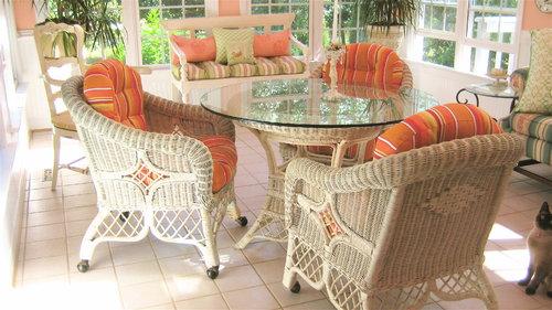 Decorating Ideas For A Florida Room, Florida Room Furniture