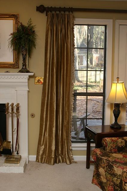 4 steps to transforming a room using custom curtains ...