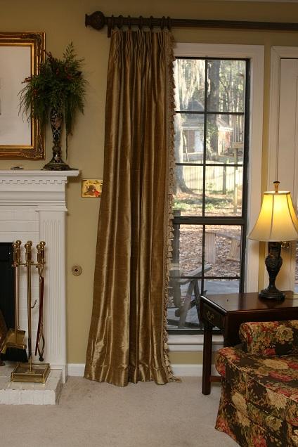4 steps to transforming a room using custom curtains | Cushion ...