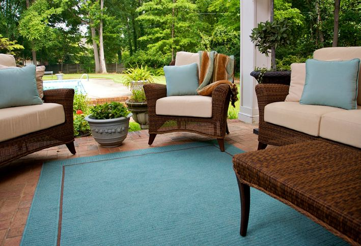 Outdoor Fabrics Make Outdoor Living Beautiful