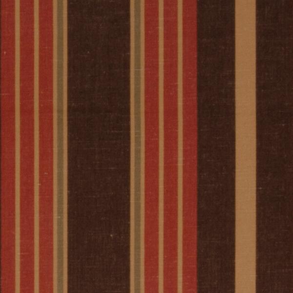 Linen Stripe Spice