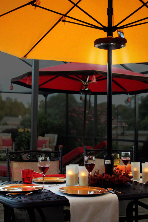 4 ways umbrellas promote healthy living year-round