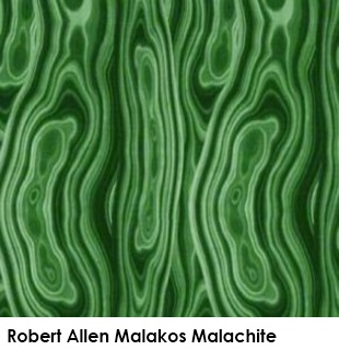Robert Allen Malakos Malachite green fabric