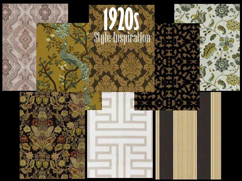 1920s Fabrics