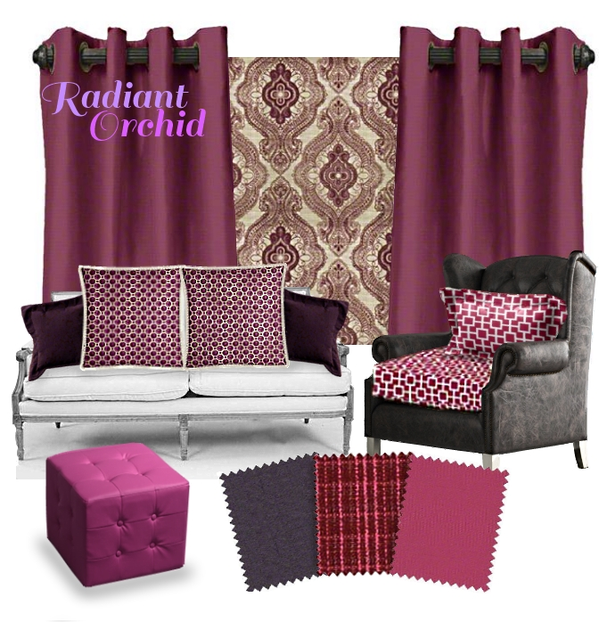 2014 Color of the Year: Radiant Orchid