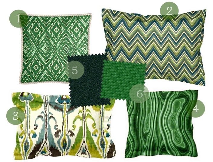 Emerald may have been 2013 Pantone Color of the Year, but it is still just as popular this year!