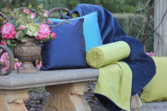 Custom Bedding Throw Pillows