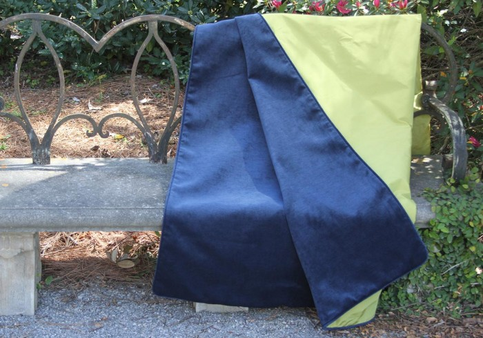 Custom Bed Bed Scarf (Scaldino)