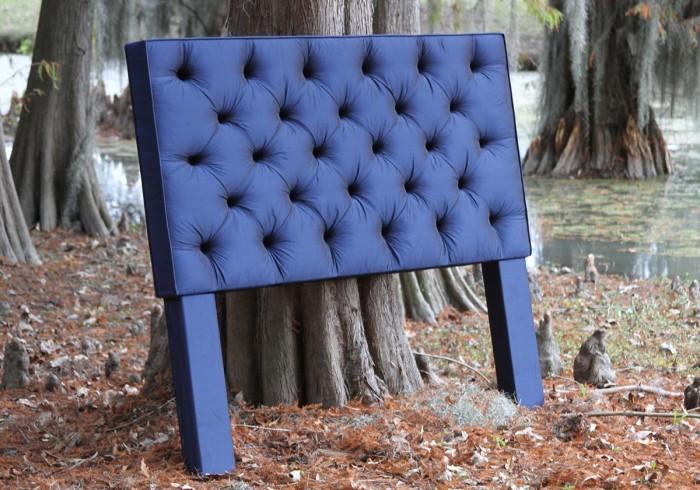 Custom Bedding Headboard