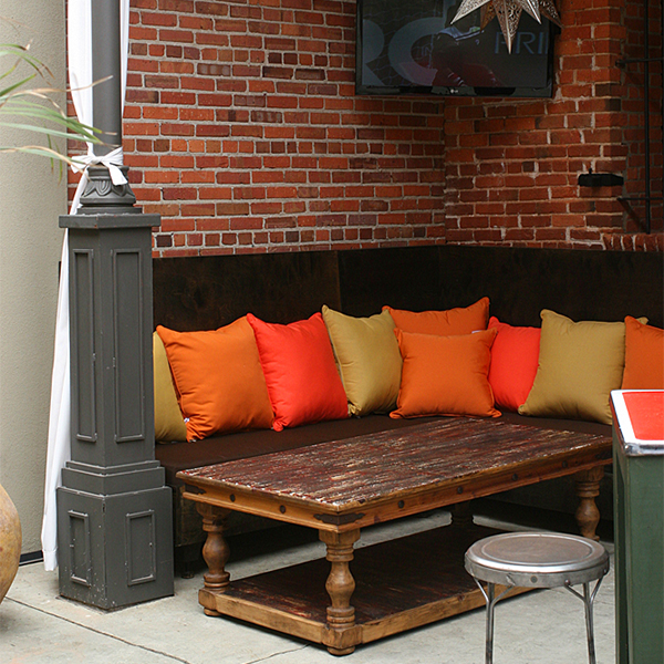DIY revitalize your furniture to keep costs down.