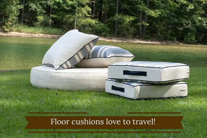 Trending: Floor Cushions | Cushion Source Blog