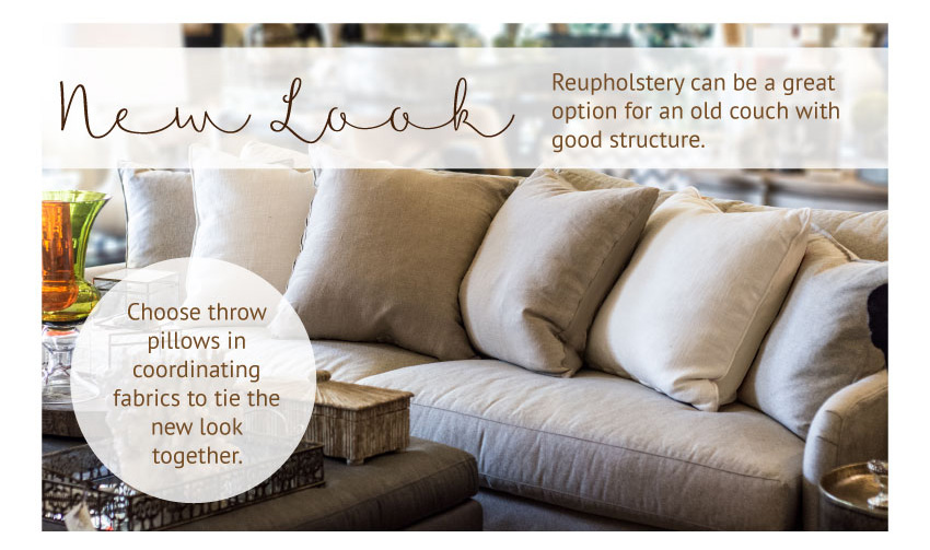Add Life To Your Couch With Throw Pillows ...