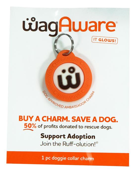 WagAware Ambassador Charm