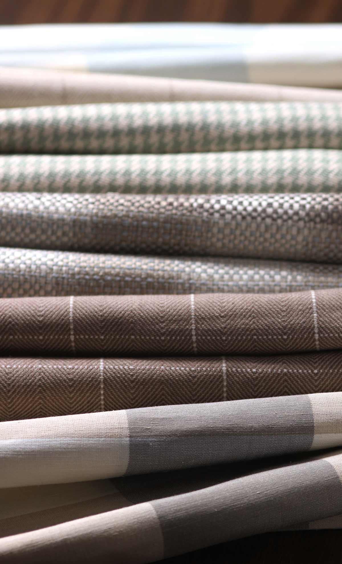 New Neutral Robert Allen Plaid Fabrics