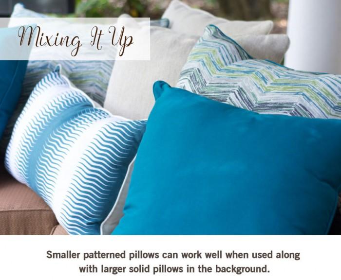 Mix and Match Throw Pillows