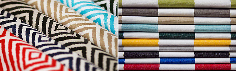PARA Tempotest And Outdura Outdoor Fabrics