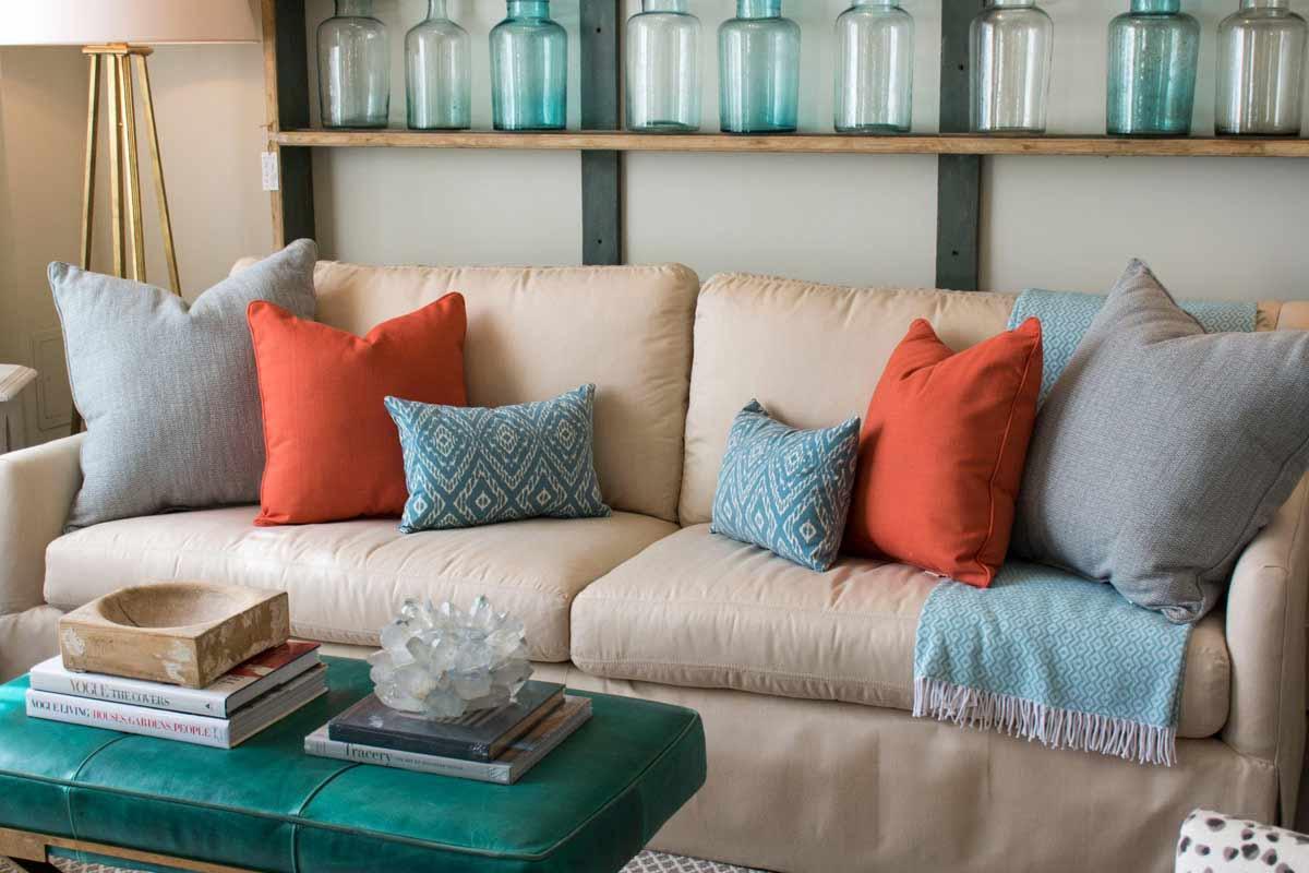 Timeless Living Room Decor