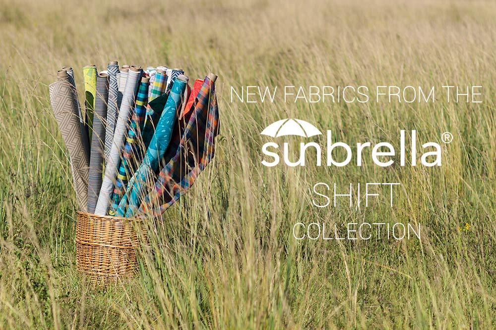 Sunbrella Shift Collection