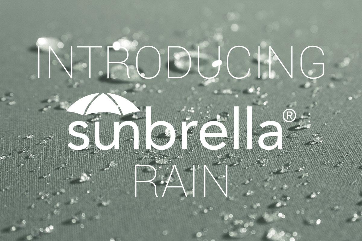 Sunbrella Rain Cushions