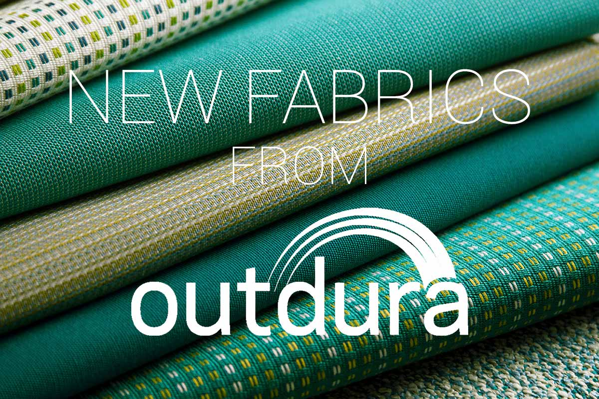 New Outdura Outdoor Fabrics