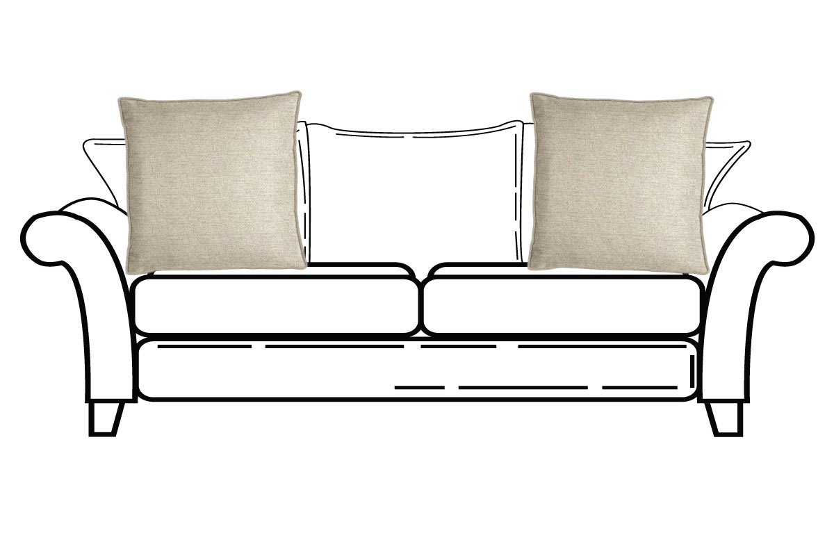Couch Decor Base Pillows