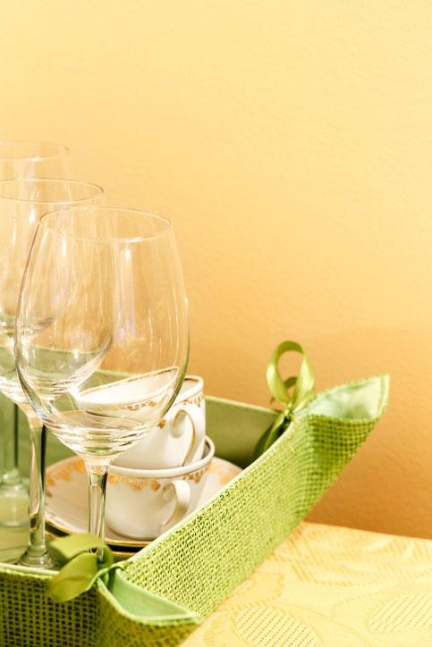 Celadon Green Tabletop