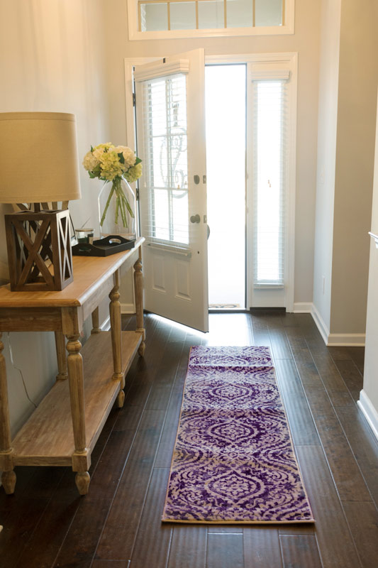 2018 Color of the Year Ultra Violet Rug